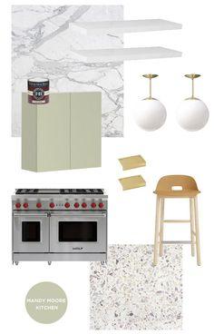 Sarah Sherman Samuel:Mandy Moore Kitchen Plans | Sarah Sherman Samuel
