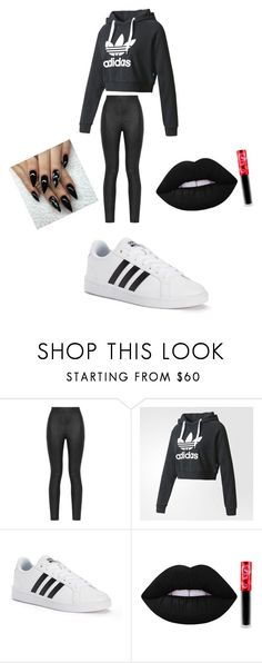"""""""Chill """" by bolton-sha ❤ liked on Polyvore featuring interior, interiors, interior design, home, home decor, interior decorating, Armani Jeans, adidas and Lime Crime"""