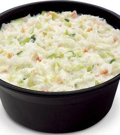 Wow! Cette salade de chou est définitivement excellente, super facile à faire et comme l'originale!