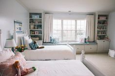 Bed & Bath - traditional - Kids - Chicago - Patina Home Design Home Design, Design Ideas, Kids Bedroom Dream, Girls Room Design, Nursery Design, E Room, Boy Girl Room, Home Decor Online, Guest Bedrooms