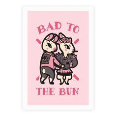 Bad to the Bun Posters Pastel Punk, Pastel Grunge, Grunge Goth, Goth Bedroom, Bedroom Stuff, Bedroom Ideas, Bedroom Decor, Punk Room, Easter Bunny Decorations