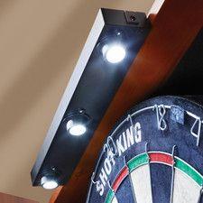 RAM Game Room Hand-Carved Dart Board Cabinet You'll Love   Wayfair