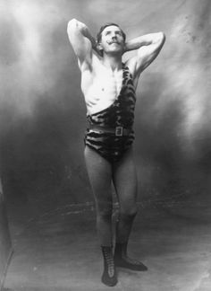 Turn of the Century. Girl look at that body, I Workout.
