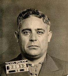 Louis Capone (no relation to Al) - an Italian-American supervisor for Murder, Inc.