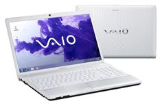"SONY Vaio VPCEH3C0E/W Intel Dual Core B960 2.2GHz 4GB 320Gb 15.5"" W7Premium Notebook"
