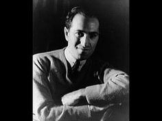 """George Gershwin's songs have endured lasting popularity among both jazz and pop audiences. Among standards composed by him are """"The Man I Love"""" . Sound Of Music, Kinds Of Music, Pop Music, Music Songs, Music Videos, Reggae Music, Beverly Hills, Rhapsody In Blue, London Symphony Orchestra"""