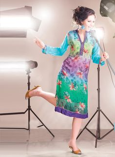 Vibrant Kurti For Ethnic Collection(17k)  Please visit below link http://www.satrani.com/kurtis&catalog=616 For more queries,  email id: inquiry@satrani.com Contact no.: 09737746888(whats app available)