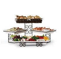 248 best cake and cupcake stand images wrought iron iron rh pinterest com