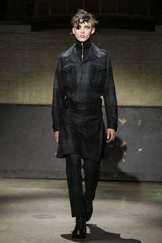 Alexander McQueen #Menswear #Fall Winter #2014 #London - NOW #FASHION
