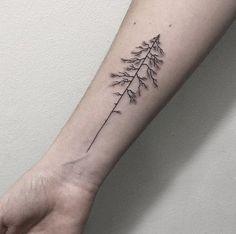 Minimalistic tree by Marla Moon