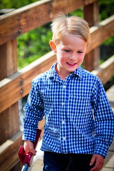 Boys will be boys! But how do you raise up a son so that he is also kind and polite? Strong and thoughtful? Here's how to bring him up to be a gentleman....