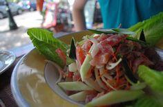 French Polynesia Traditional Food | Poisson Cru in Tahiti