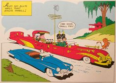 Endnote by Carl Barks