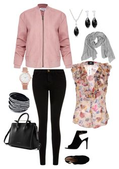 """Untitled #28"" by jackie-mason on Polyvore featuring Current/Elliott, Dolce&Gabbana, Tory Burch, Helmut Lang, Samantha Holmes and Larsson & Jennings"