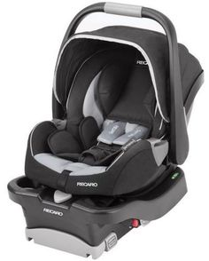 A Mom S Registry Pick The Ed Bauer Surefit Infant Car Seat Is Rear Facing Designed Specifically For Babies This F
