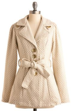ShopStyle: Beyond the Gold Coat