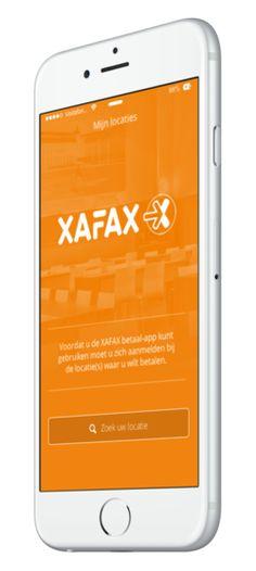 Xafax myNetPay App in laatste fase van de test.