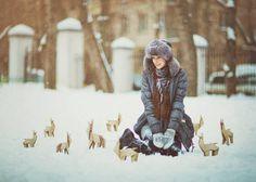 зимняя фотосессия - Поиск в Google