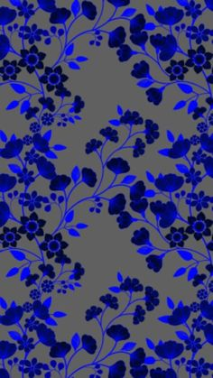 Ideas Flowers Blue Background Colour For 2019 Wallpapers Android, Blue Wallpapers, Butterfly Wallpaper, Colorful Wallpaper, Phone Backgrounds, Wallpaper Backgrounds, Wallpaper Patterns, Cellphone Wallpaper, Iphone Wallpaper