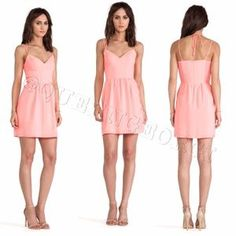 I just discovered this while shopping on Poshmark: Amanda Uprichard Whenever Dress in Neon Ballet. Check it out!  Size: S