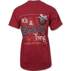 South Carolina Gamecocks Ladies 'It's A Gamecock Thing' T-Shirt