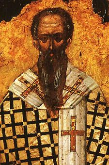 Hieromartyr Dionysius the Areopagite the Bishop of Athens - Orthodox Church in America