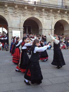 Bailes tradicionales en Lugo