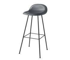 Gubi Stool – Center Base by GUBI | Bar stools