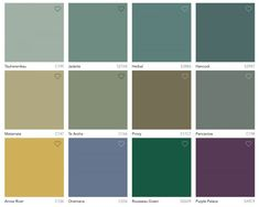 2020 2021 COLOR TRENDS Top palettes for interiors and decor Best Picture For dark colorful interiors For Your Taste You are looking for something, and it is going to tell you exactly what you are looking for, and yo. Colour Schemes, Color Trends, Wall Colors, House Colors, Colorful Decor, Colorful Interiors, Dulux Australia, Pantone, Trending Paint Colors