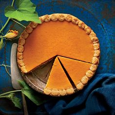 Dazzling Thanksgiving Pies: Our Easiest Pumpkin Pie Ever
