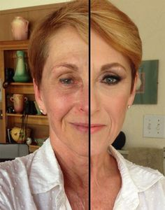 Avant-après : 14 photos qui prouvent que le maquillage fait des miracles Bride Makeup, Glam Makeup, Makeup Tips, Hair Makeup, Eye Makeup, Beauty Make-up, Beauty Hacks, Hair Beauty, Make Up Looks