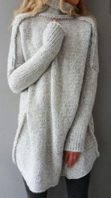 Women Long Sleeve Pullover Sweater Oversize Knitted Sweater Jumper Shirt Tops Us Long Sweaters, Sweaters For Women, Oversize Pullover, Oversized Tops, Oversized Sweaters, Jumper Shirt, Jumper Dress, Blouse Dress, Tunic Sweater