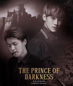 แฟนฟิค The Prince of Darkness : #krischen