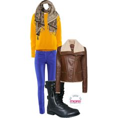 gorge comfy winter outfit