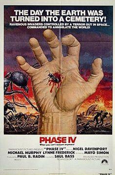 Phase IV #film #poster