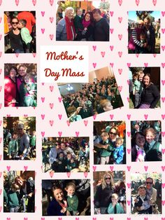 Wishing all our fabulous mothers a Happy Mother's Day.