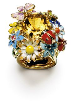 I wish I could afford one of these #dior #jewelry #ring
