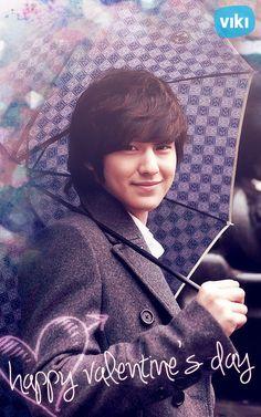 Such a cutie Kim Bum, Boys Before Flowers, Boys Over Flowers, Korean Star, Korean Men, Asian Actors, Korean Actors, Los F4, Bad Pic
