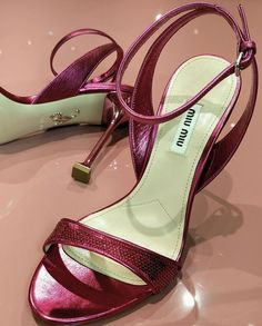 f5d70a863392 Front row show-stoppers  Right this way...Miu Miu at Selfridges
