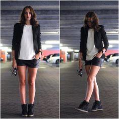 girl is looking badass (by Roos Van Dorsten) http://lookbook.nu/look/3761587-BACK-TO-BASIC