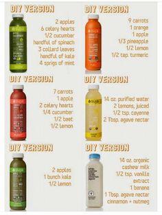 Juices DIY