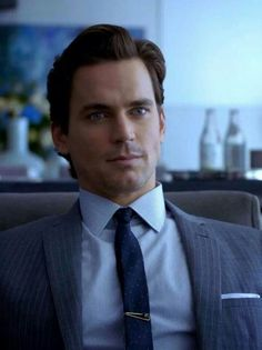 Drop dead gorgeous Matt Bomer