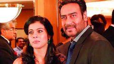 Ajay Devgn first for Kajol