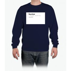 Unoffical Survive The Movie Product Bee Movie Long Sleeve T-Shirt