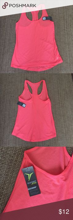 Old Navy Dri-Fit Woman's XS NWT Top Old Navy Dri-Fit Woman's Top XS NWT Old Navy Tops Tank Tops