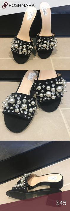 Pearl sandals Brand new Shoes Mules & Clogs