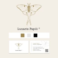 whimsical branding and logo using a wondrous illustration. love the color palette for this feminine brand!