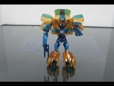 Video Review of Big Bad Toy Store Transformers Dark Energon Autobot Bumb...