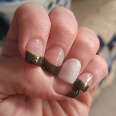 My nails for the next 2 weeks.