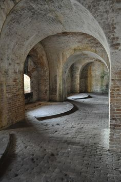 Fort Pickens, Pensacola, FL